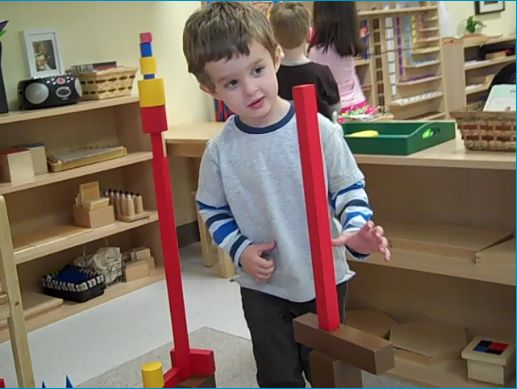 Balancing the sensorial materials