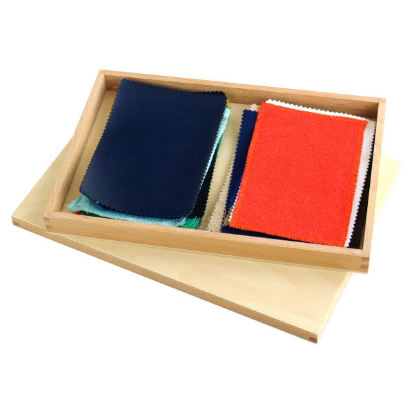 Montessori fabric box
